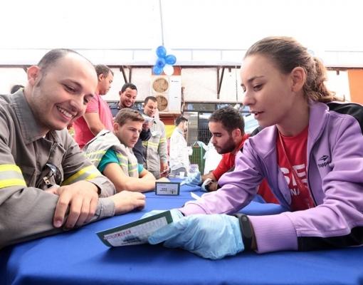 Semana da Saúde promovida pela Biosev realiza 6 mil atendimentos