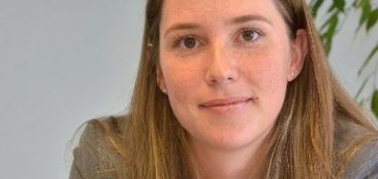 Mayra Theys, gerente sênior da PwC, no VI Cana Substantivo Feminino