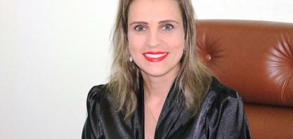 Tatiana Teixeira Leite, vice-presidente da Canasol, no VI Cana Substantivo Feminino