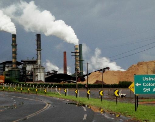 Grupo Colombo mostrará no INOVACANA o plantio semi-mecanizado da Meiosi usando colhedora de cana inteira