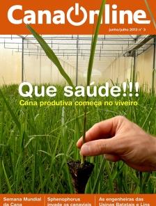 Edição 03 - Portal CanaOnline - Junho/Julho 2013