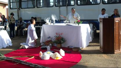 Missa celebra início de safra da Usina Agropéu