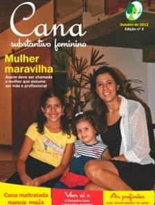 Edição 02 - Portal CanaOnline Substantivo Feminino - Outubro 2012