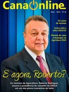 Edição 10 - Portal CanaOnline - Maio 2014