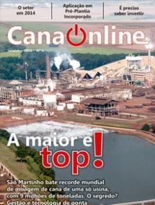 Edição 06 - Portal CanaOnline - Janeiro 2014