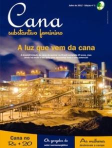 Edição 01 - Portal CanaOnline Substantivo Feminino - Julho de 2012