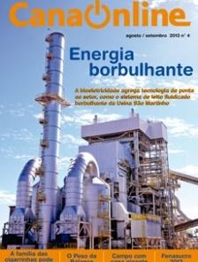 Edição 04 - Portal CanaOnline - Agosto/Setembro 2013