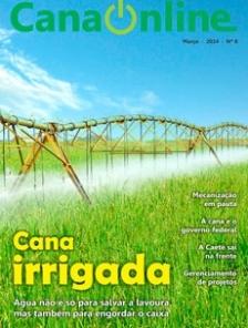 Edição 08 - Portal CanaOnline - Março 2014