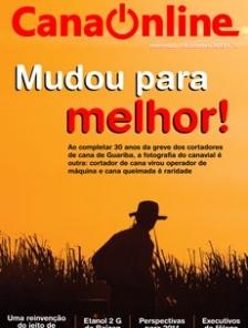 Edição 05 - Portal CanaOnline - Novembro/Dezembro 2013