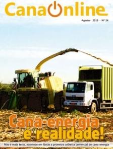 Edição 24 - Portal CanaOnline - Agosto 2015
