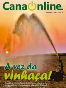Edição 25 - Portal CanaOnline - Setembro 2015