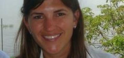 Ana Carolina Velasco, Gerente de Relacionamento do GIFE, no V Encontro Cana Substantivo Feminino