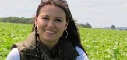 Campeã em produtividade de soja será debatedora no V Encontro Cana Substantivo Feminino