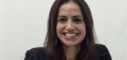 Mirela Gradim, Superintendente da Coplana, no V Cana Substantivo Feminino