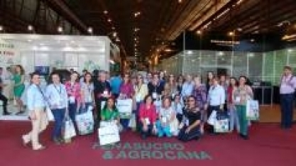 Fenasucro & Agrocana apoia o VI Encontro Cana Substantivo Feminino