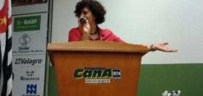 Luciana Paiva abre, oficialmente, o IV Encontro Cana SF