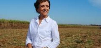Elizabeth Farina, presidente da UNICA, no V Encontro Cana Substantivo Feminino