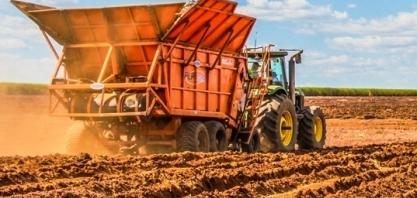 Em alta, plantio mecanizado diminui consumo de mudas por hectare