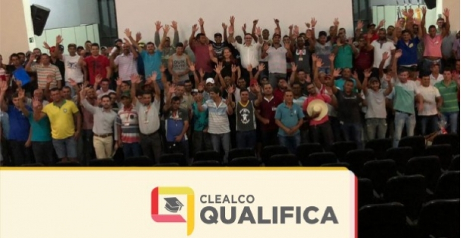 Clealco Qualifica de Entressafra realiza aula inaugural
