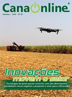 Edição 58 - Portal CanaOnline - Setembro 2018