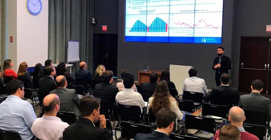 Bunge Açúcar & Bioenergia apresenta perspectivas de mercado a parceiros comerciais