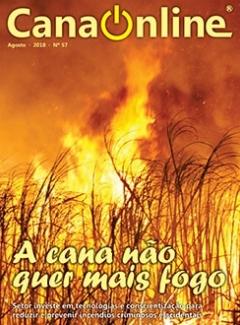 Edição 57 - Portal CanaOnline - Agosto 2018