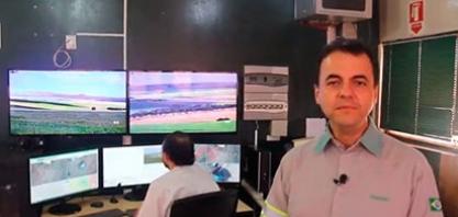 Câmeras de longo alcance na Biosev detectam focos de incêndio em mais de 50 mil ha