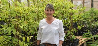 Patrícia Matarazzo, produtora rural no VIII Encontro Cana Substantivo Feminino