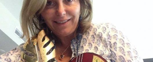 Raffaella Rossetto será debatedora no VIII Encontro Cana Substantivo Feminino