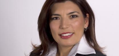 Roseane Campos, Dir. de Introdução de Novos Produtos da AGCO para a América do Sul, no VIII Encontro Cana Substantivo Feminino