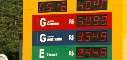 Preço do etanol contraria tendência da entressafra e cai 7,7% em São Paulo, aponta ANP