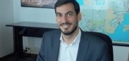 UDOP parabeniza novo presidente da EPE