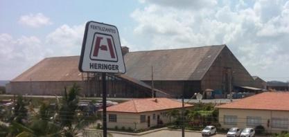 Fertilizantes Heringer, uma das maiores do país, fecha unidades de produção