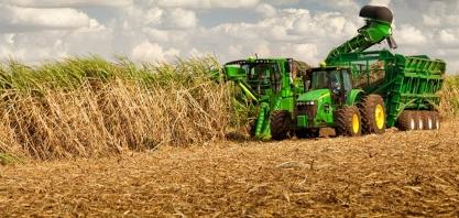 Exportação de colhedoras de cana compensa parte da baixa das vendas internas