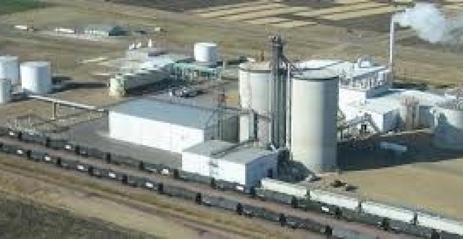Etanol/EUA: produção diminui 1,85% na semana, para 1,005 milhão de barris/dia