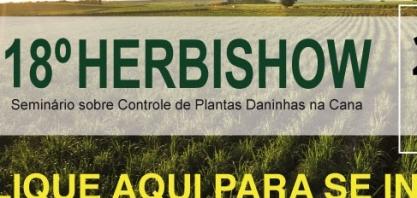 Abertas as inscrições de 1º lote para o 18º Herbishow