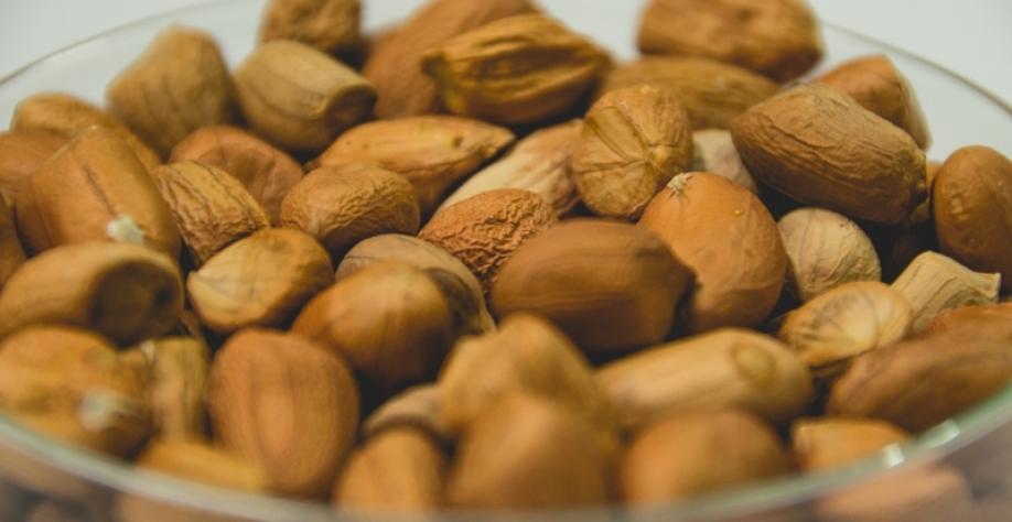 O poder do amendoim