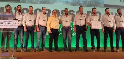 Usina Monteverde, da Bunge Açúcar & Bioenergia, é a melhor empresa produtora de cana do Mato Grosso do Sul