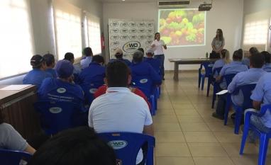 WD lança Projeto Peso Saudável