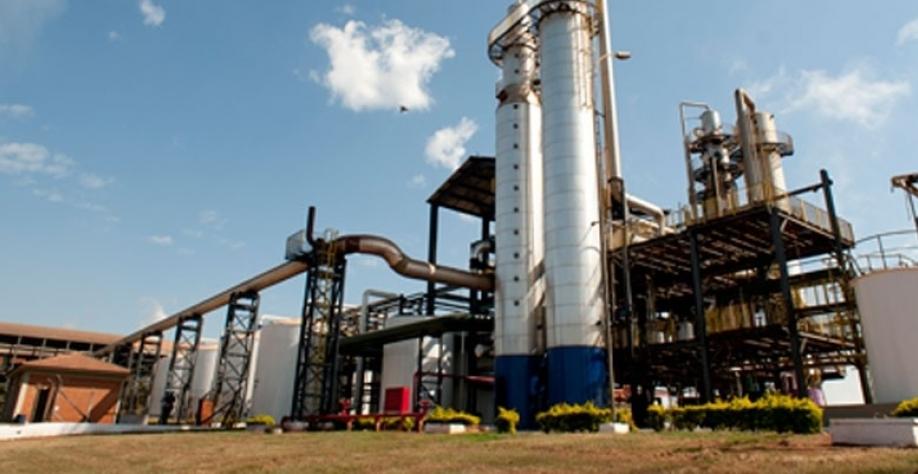 Unidade de Cruz Alta da Tereos, uma das sete usinas de cana-de-açúcar que a empresa opera no Brasil (Foto: Divulgação)