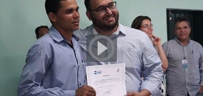 Nova Aralco promove formatura de 500 colaboradores