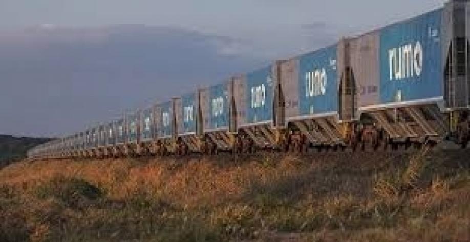 dfdfe33fd A Rumo venceu nesta quinta-feira (28) o leilão do trecho de 1,5 mil  quilômetros da Ferrovia Norte-Sul. O lance foi de R$ 2,719 bilhões - o que  representa um ...