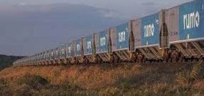 Rumo vence trecho de 1,5 mil quilômetros da Ferrovia Norte-Sul
