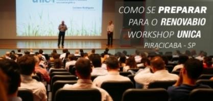 Workshop sobre o Renovabio reúne mais de 200 pessoas em Piracicaba