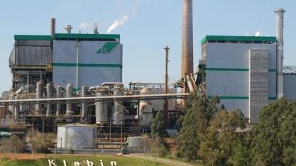 Klabin apresenta operação do uso da biomassa para geração de energia