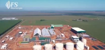 FS Bioenergia investe R$ 1 bi em usina de etanol de milho