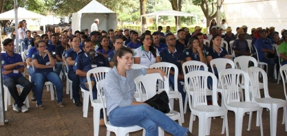 Agropéu realiza Semana Interna de Prevenção de Acidentes do Trabalho (XV SIPAT 2019)