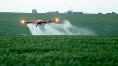 Deputado em Mato Grosso defende proibição da pulverização aérea de agrotóxicos