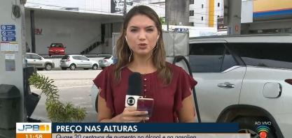 Etanol e gasolina estão R$0,20 mais caro em Campina