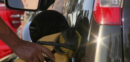 Valor do etanol apresenta redução nos postos de combustíveis
